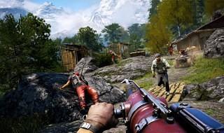 Hoy llega el Pack Deluxe de Hurk a Far Cry 4