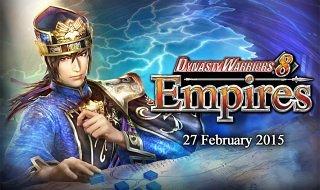 Dynasty Warriors 8 Empires se retrasa un mes