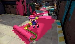 Splatoon llegará a Wii U en mayo