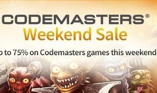 Los juegos de Codemasters rebajados locamente en la Humble Bundle Store