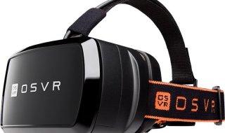 Anunciada la OSVR para potenciar el uso de la realidad virtual en videojuegos