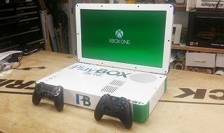 PlayBox, PS4 y Xbox One en un mismo dispositivo portátil