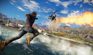 Firestarter, primer trailer de Just Cause 3
