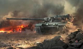 World of Tanks también se dejará caer por Xbox One