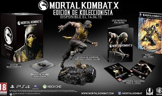 Las diferentes ediciones de coleccionista de Mortal Kombat X