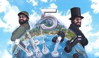 Tropico 5 llegará a PS4 el 24 de abril