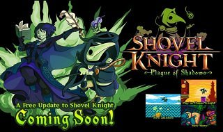 Plague of Shadows, próxima expansión gratuita para Shovel Knight