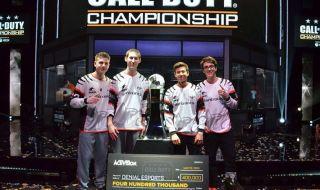 Denial eSports, campeones del Call of Duty Championship 2015