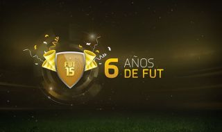 Sobres gratis en el Ultimate Team de FIFA 15 por su sexto aniversario