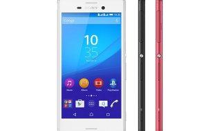 Xperia M4 Aqua, nuevo smartphone de Sony