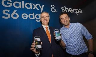 Sherpa Next vendrá pre-instalado en los Samsung Galaxy S6 y S6 Edge