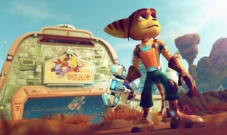 Primer trailer con gameplay del Ratchet & Clank de PS4
