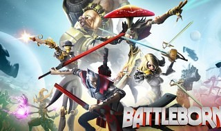 23 minutos de gameplay de Battleborn