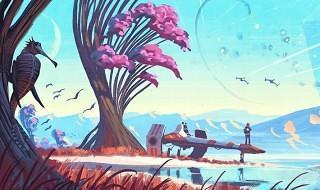 Nuevo gameplay de No Man's Sky desde el E3 2015
