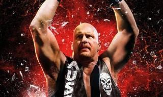 Stone Cold Steve Austin protagonizará la portada de WWE 2k16