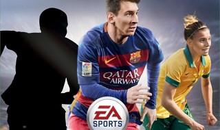 Nuevas portadas internacionales de FIFA 16