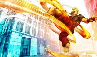Ken Masters también estará en Street Fighter V