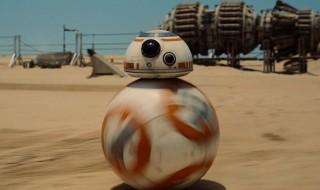 Star Wars: The Force Awakens, detrás de las cámaras desde la Comic-Con