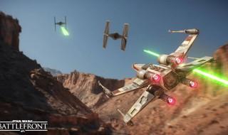 Fighter Squadron, nuevo modo de juego para Star Wars: Battlefront