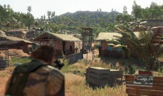 30 minutos de gameplay de Metal Gear Solid V: The Phantom Pain desde la Gamescom