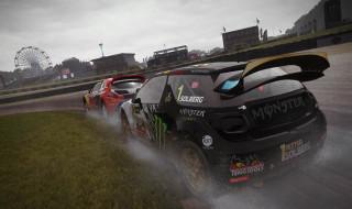 DiRT Rally recibe un nuevo modo multijugador: Rallycross