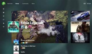 El nuevo dashboard y la retrocompatibilidad llegarán a Xbox One en noviembre