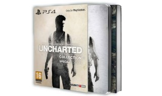 Uncharted: The Nathan Drake Collection tendrá edición especial