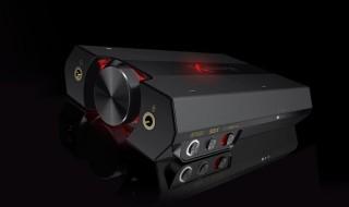 La Sound BlasterX G5: 7.1 HD a la venta en noviembre
