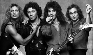 Van Halen estará en Rock Band 4