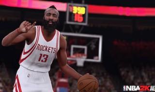 James Harden: Cree, nuevo vídeo de NBA 2K16