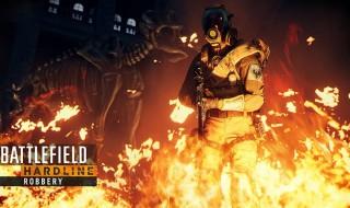 Robo, el nuevo DLC para Battlefield Hardline