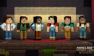El primer capítulo de Minecraft: Story Mode disponible el 13 de octubre