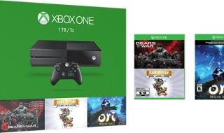 Gears of War, Rare Replay y Ori and the Blind Forest protagonizan un nuevo pack de Xbox One