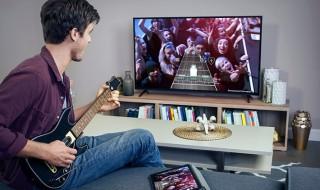 Guitar Hero Live, Skylanders SuperChargers y Geometry Wars 3 llegarán al Apple TV