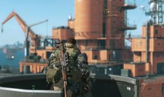 Ya disponible la app de Metal Gear Solid V para iOS y Android