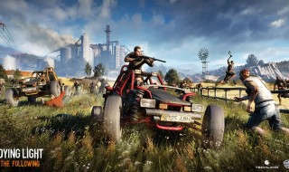 Dying Light: The Following disponible el 12 de febrero