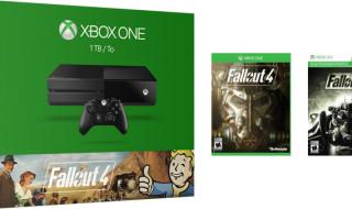 Fallout 4 también tendrá su pack de Xbox One con 1TB de disco duro