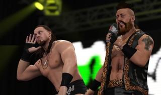 El contenido que llegará a WWE 2K16 después de su lanzamiento