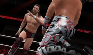 El sistema de creación de WWE 2K16