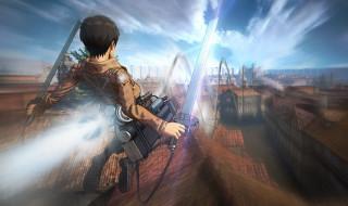 La aterradora atmósfera de juego de Attack on Titan