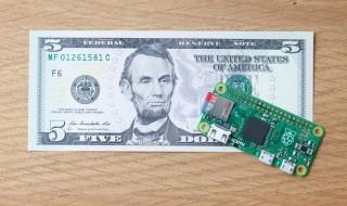 Nueva Raspberry Pi Zero por solo 5 dólares