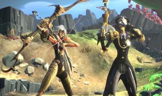 Deande y Ghalt, nuevos personajes anunciados para Battleborn