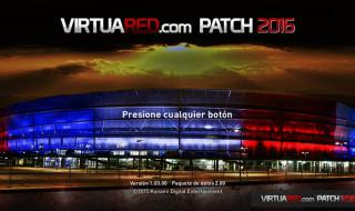 Ya disponible la versión 1.0 del VirtuaRED Patch 2016