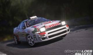 El 24 de diciembre llega la demo de Sébastien Loeb Rally EVO