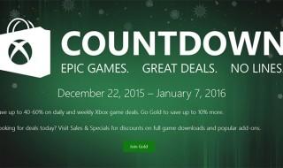Las ofertas de navidad en Xbox Live irán del 22 de diciembre al 7 de enero