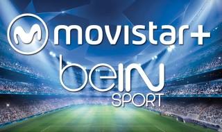Movistar firma con Mediapro tener el fútbol de beIN Sports