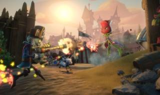 Disponible la beta multijugador de Plants vs. Zombies Garden Warfare 2