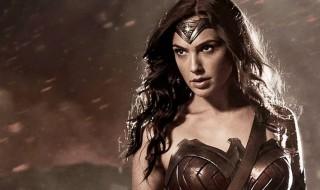 Primer vistazo a la película de Wonder Woman