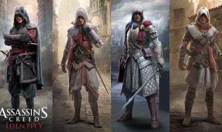 Anunciado Assassin's Creed Identity para iOS