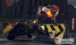 Anunciado Carmageddon: Max Damage para PS4 y Xbox One